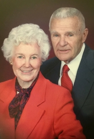 Elizabeth Crawford and her husband, program founder, Dr. Frank Crawford