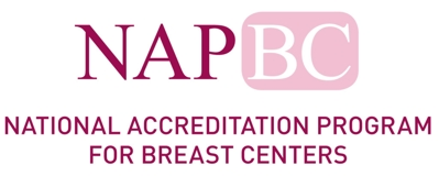 Breast Center of Excellence by the National Accreditation Program for Breast Centers