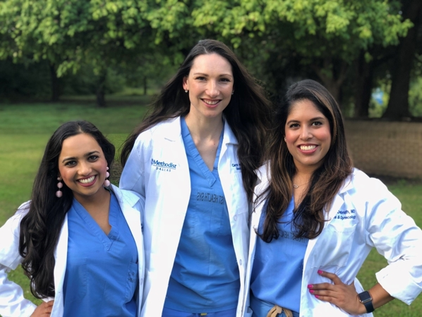 Meet our OBGYN residents