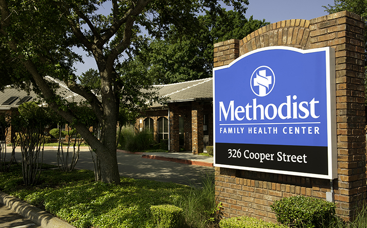Methodist Family Health Center – Cedar Hill West