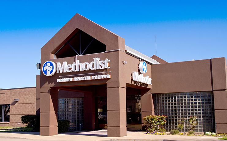 Methodist Family Health Center - Charlton   North Texas ...