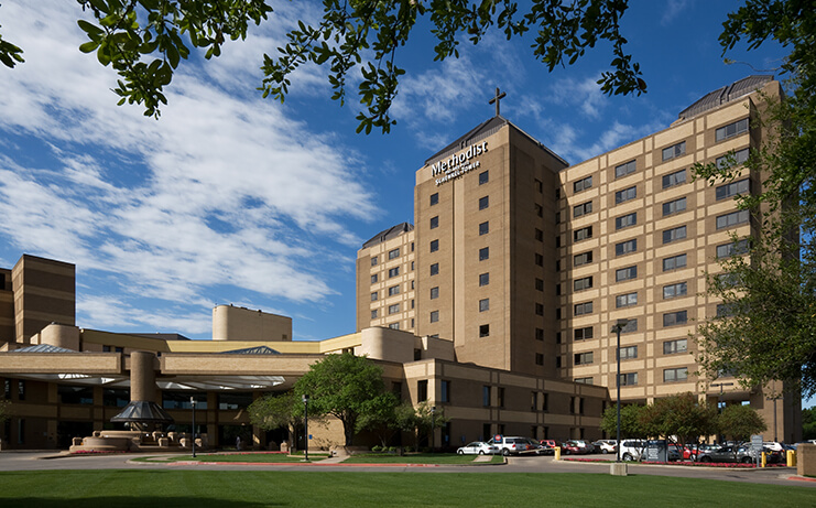 Moody Brain and Spine Institute - Methodist Hospital for Surgery