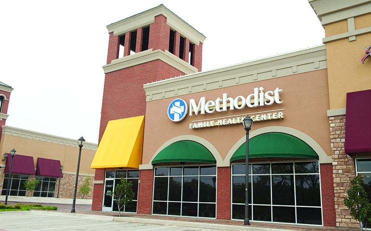 Methodist Family Health Center – South Arlington