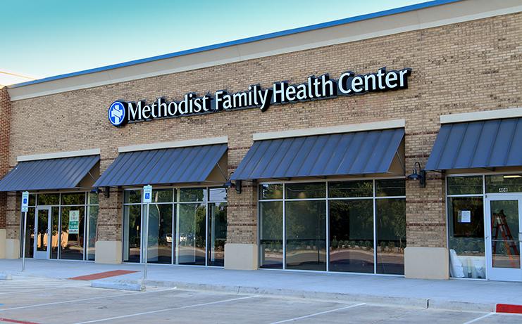 Methodist Family Health Center - Preston Hollow | Methodist