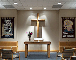 Chapel at Methodist Dallas Medical Center