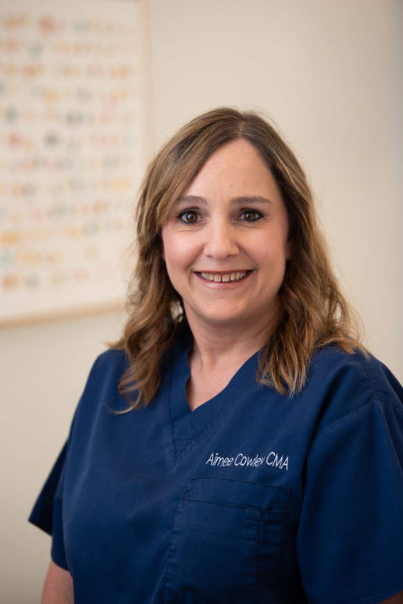 Aimee Cowley, Patient Representative & Certified Medical Assistant