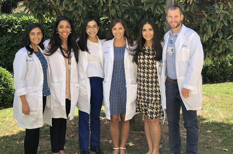 PGY III - Class of 2018