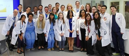 Internal Medicine residents at Methodist Health System