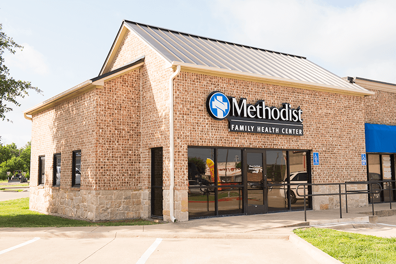 Methodist First Aid Family Care