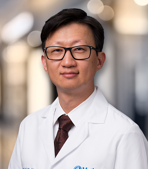 Dr. Michael C. Oh, MD, PhD, neurosurgeon, Methodist Moody Brain and Spine Institute Dallas, Texas